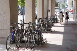 concordia bike racks LB